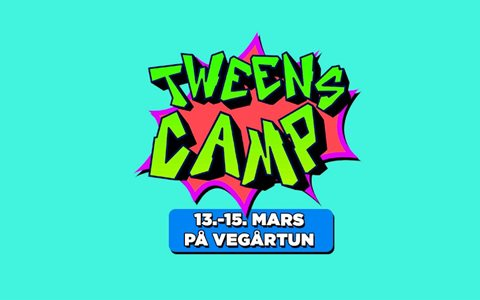 Tweens 2020 VEST for deg som går i 5-7.klasse!